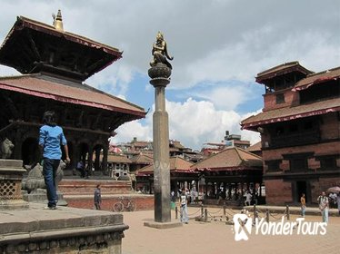 City tour of Bhaktapur and Patan Durbar Square