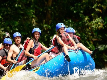 Class II-III Rafting and Chocolate Tour from La Fortuna