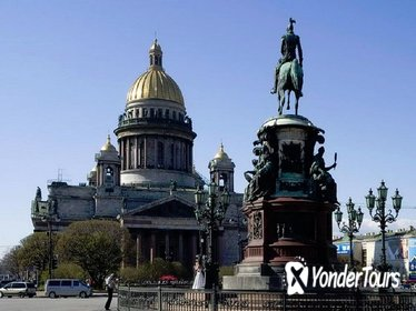 Classic Tour in St Petersburg : Half-Day Private Tour