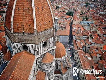 CLIMBING OF BRUNELLESCHI'S CUPOLA