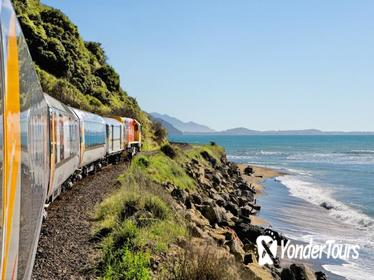 Coastal Pacific - Christchurch to Picton by Train
