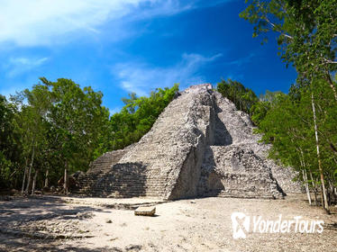 Coba, Tulum, Cenote and Playa Paraiso from Cancun