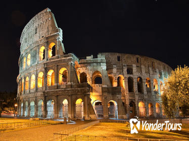 Colosseum and Ancient Rome Tour by Night