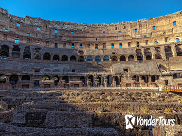 Colosseum For Kids with Underground of San Clemente's Basilica