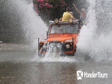 Combi Safari offroad adventure with picnic