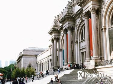 Combo Tour of Central Park and the Metropolitan Museum of Art