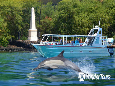 COMBO: Kealakekua Bay and Wild Dolphin Snorkel with Lunch