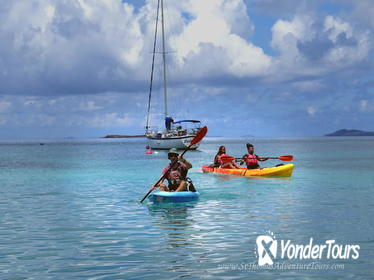 Coral Reef Snorkel and Kayak Tour