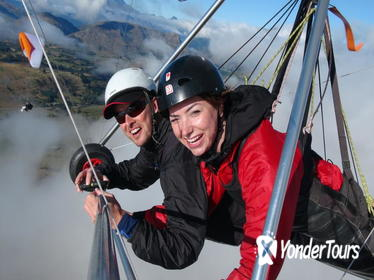Coronet Peak Tandem Paragliding and Hang Gliding Combo