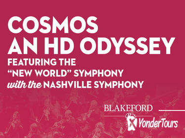 Cosmos - An HD Odyssey, Featuring the New World Symphony- Morning Concert