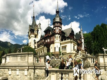 Count Dracula & Peles Castle in One Day from Bucharest