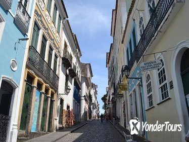 Cruise Ship Special Private Tour Salvador da Bahia Historic Old Town Bonfim and Barra