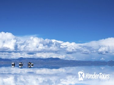 Crystals and fire of Uyuni 3dias - 2nights