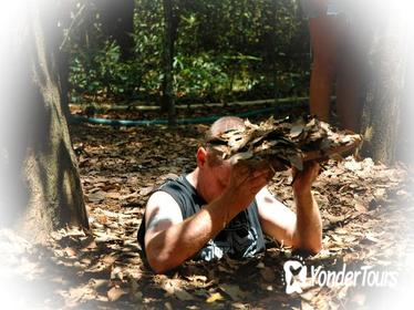 Cu Chi Tunnels and Countryside Bike Tour