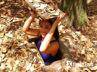 Cu Chi Tunnels Private Tour from Phu My Port