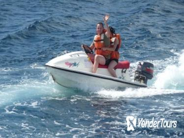 Curacao Snorkel Tour by Jet Ski or Aquaboat
