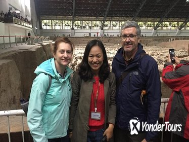 Customizable Private Xi'an Terracotta Warriors Day Tour
