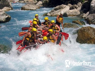 Dalaman River Rafting from Marmaris