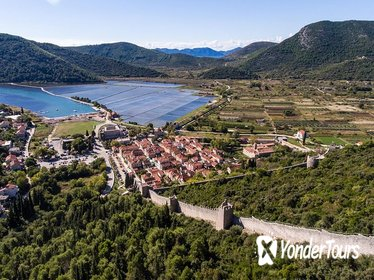 Dalmatia Day Tour from Dubrovnik with Salt Ponds