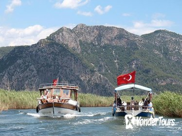 Dalyan River Cruise with Sea Turtle Watching