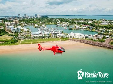 Darwin City and Northern Beaches 30-Minute Scenic Helicopter Tour