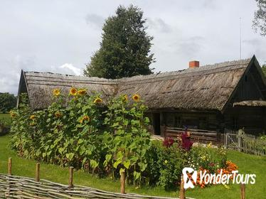 Day tour out of Vilnius: Paneriai holocaust park,Trakai castle, Rumsiskes museum