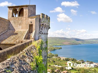 Day trip from Rome to Cerveteri necropoli Bracciano Lake & Castle w hotel pickup