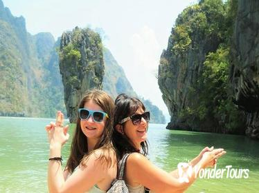 Day Trip to James Bond Island by Premium Speedboat from Phuket