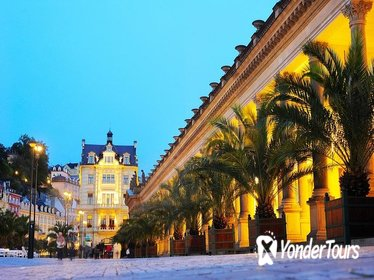 Day Trip to Karlovy Vary from Prague including 3-course Lunch