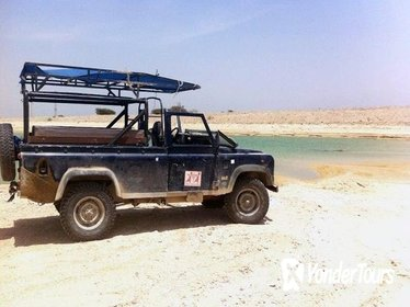 Desert Safari and Dead Sea Day Trip from Tel Aviv