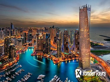 Dhow Dinner Cruise Dubai Marina with Transfer