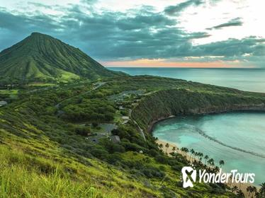 Diamond Head and Oahu Coast Half-Day Tour