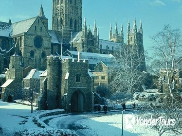 Dickensian Christmas in Canterbury, Dover and Greenwich with Christmas Lunch