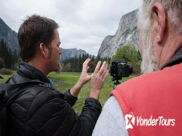 Digital Photography Class in Yosemite Valley