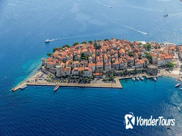 Discover Korcula from Dubrovnik