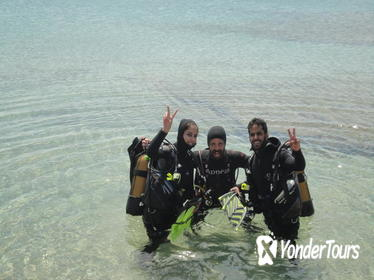 Discover Scuba Diving Adventure in Mykonos