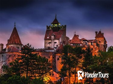 Dracula Castle and Rasnov Citadel Tour