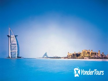 Dubai All-Day Tour Including Lunch