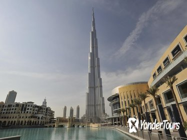 Dubai City Plus Shopping Tour from Ras Al Khaimah