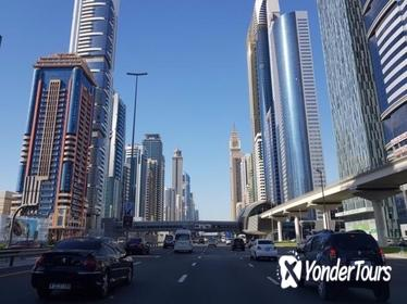 Dubai Layover City Tour Including Burj Khalifa Tickets