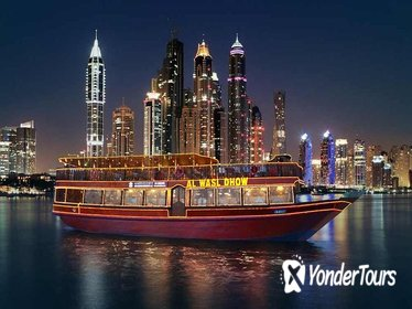 Dubai Marina Dhow Cruise - The Best way to see the Spectacular Views of Dubai