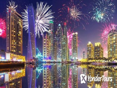 Dubai Marina New Year's Eve Dinner Cruise