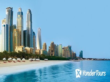 Dubai Old and New with Burj Khalifa Visit and Desert Tour