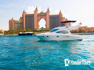 Dubai Palm Jumeirah, Burj Al Arab, and Atlantis Yacht Cruise