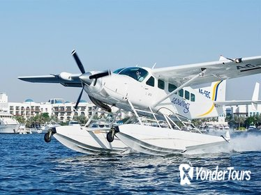 Dubai Seaplane Tour and Exclusive Yacht Charter