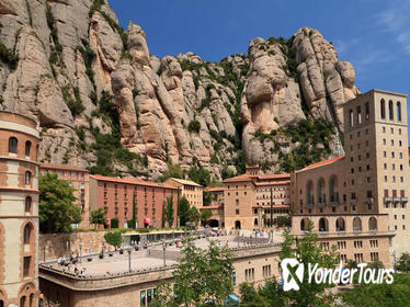 Early Access to Montserrat Monastery from Barcelona