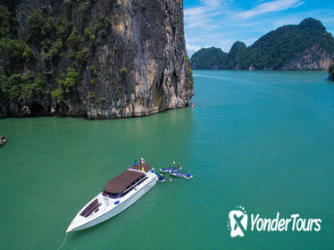 Early Riser Phang Nga Bay Snorkeling, Kayaking Speedboat Tour