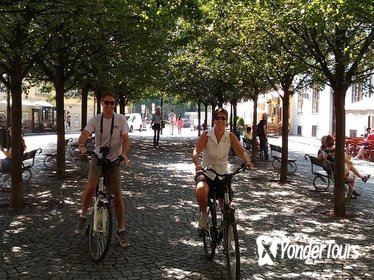 E-Bike Central Prague Tour