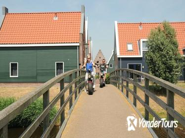 E-chopper E-bike Rental tour Volendam, Monnickendam, Marken including boatcruise