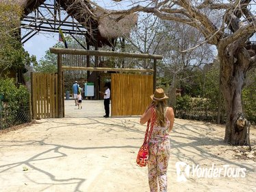 Eco Plan National Aviary and Lunch in playa Blanca Beach
